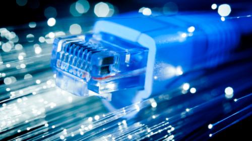 adsl y fibra optica