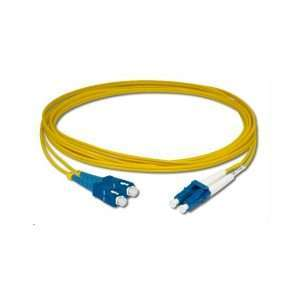 Patch Cord De Fibra Optica Sm Lc-upc A Sc-upc 2mm Dx 2m