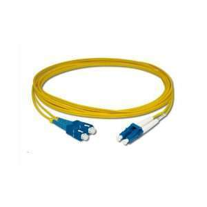 Patch Cord De Fibra Optica Sm Lc-upc A Sc-upc 3mm Dx 3m