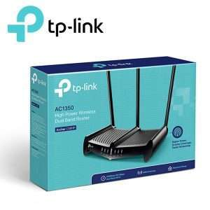 Router Repetidor Wifi Rompe Muros Tp-link Archer C58hp 3x9db