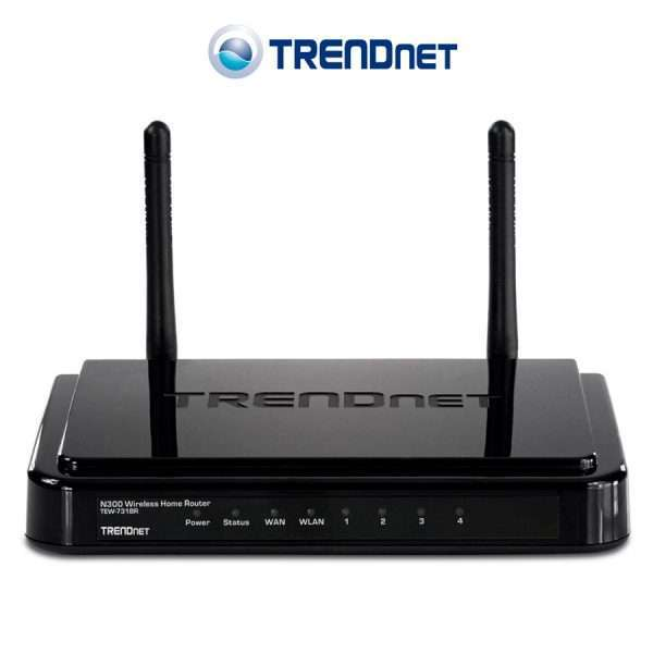 Router-Wireless-N300-Trendnet-Tew-731br-Home-Wifi-Greennet