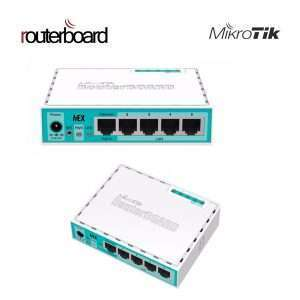 Routerboard Mikrotik Rb750gr3 Hex 5 Pto Gigabit Os L4 Cybers