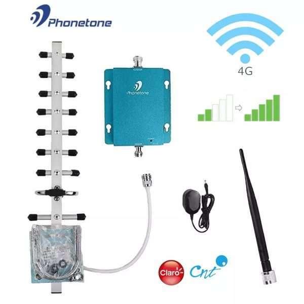amplificador de señal celular en 4G