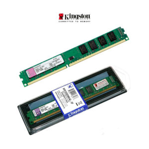 Memoria Ram Kingston Ddr3 8gb Pc3-10600 1333mhz Pc Escritor.