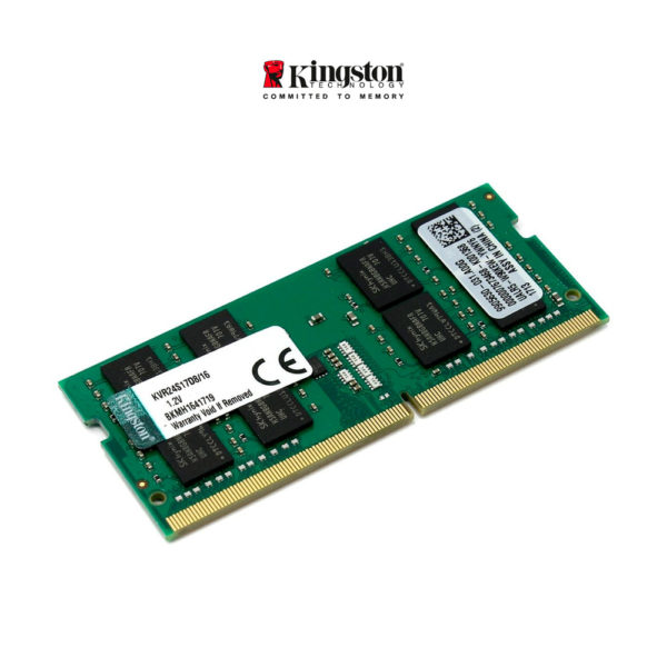 Memoria Ram Kingston Ddr4 16gb Pc4-19200 2400mhz Sodimm Mac