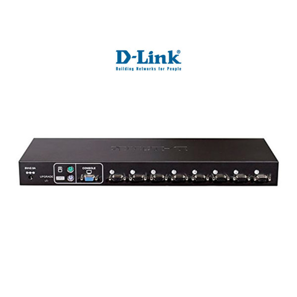 Switch Kvm D-link Kvm-440