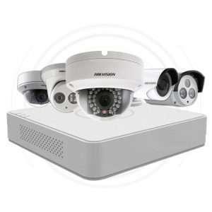 Camaras de video vigilancia y Grabadores